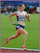 Eilidh DOYLE - Great Britain - Realy Gold medal at 2016 European Championships.