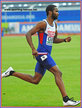 Delano WILLIAMS - Great Britain - Relay bronze medal at 2016 European Championships.