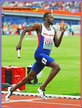 Rabah YOUSIF - Great Britain - European bronze medal in 4 x 400m relay.