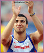 Adam GEMILI - Great Britain - Gold medal in 4x100m at 2016 European Championships.