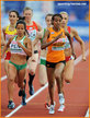 Sifan HASSAN - Netherlands - Silver medal in 1500m at 2016 European Championships.