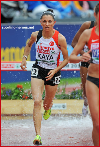 Ozlem KAYA - Turkey - Bronze medal at 2016 European Championships.