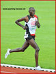 Polat Kemboi ARIKAN - Turkey - 2nd. European 10,000 metres gold medal.