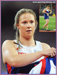 Sophie HITCHON - Great Britain - 2016 Olympic Games hammer throw bronze medal.