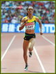 Christine DAY - Jamaica - Gold medal in 4x400m realy at 2015 World Championships.