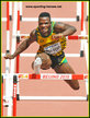 Omar McLEOD - Jamaica - World Champs finalist : then 2016 Olympic Games gold medal.