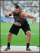 Tomas WALSH - New Zealand - Shot put bronze medal at 2016 Olympic Games.