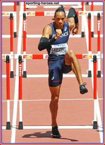 Pascal MARTINOT-LAGARDE - France - 4th in 2015 World Championships & 2016 Rio Olympics.