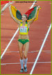 Airine PALSYTE - Lithuania - High jump silver medal at 2016 European Championship