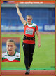 Tatsiana KHALADOVICH - Belarus - 2016 European javelin champion, 5th at Rio Olympic Games.