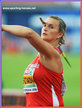 Barbora SPOTAKOVA - Czech Republic - Bronze medal at 2016 Rio Olympic Games.