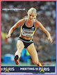 Emma COBURN - U.S.A. - Steeplechase bronze medal at Rio 2016 Olympic Games.