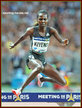 Hyvin Kiyeng JEPKEMOI - Kenya - 2016 Rio silver medal for World steeplechase Champion