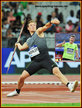 Thomas ROHLER - Germany - 2016 Olympic Games men's javelin champion.
