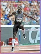 Kerron CLEMENT - U.S.A. - 2016 Olympic Games 400m hurdles champion.
