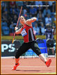Linda STAHL - Germany - Javelin silver medal at 2016 European Championships.