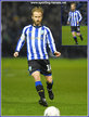 Barry BANNAN - Sheffield Wednesday - League Appearances