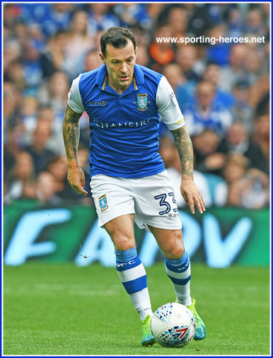 Ross Wallace - Sheffield Wednesday - League Appearances
