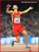 Xinglong GAO - China - 4th in 2015 World Championships long jump