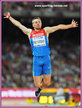 Sergey POLYANSKIY - Russia - 8th in long jump final at 2015 World Championships.