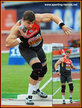 David STORL - Germany - 2016 European shot put champion.