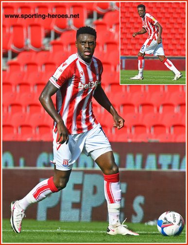 Bruno MARTINS INDI - Stoke City FC - Premier League Appearances