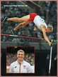 Piotr LISEK - Poland - Pole vault bronze medal at 2015 World Championships