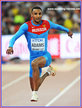 Lyukman ADAMS - Russia - Fifth in 2015 World Championships triple jump final.