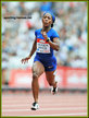 Shelly-Ann FRASER-PRYCE - Jamaica - Rio Olympic Games medals.