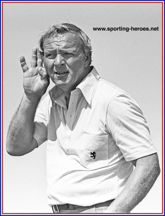Arnold Palmer Biography Of His Golfing Career Continued Usa