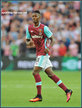 Edimilson FERNANDES - West Ham United FC - Premier League Appearances