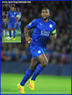 Wes MORGAN - Leicester City FC - 2016/17 Champions League.