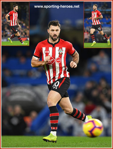 Charlie AUSTIN - Southampton FC - League Appearances