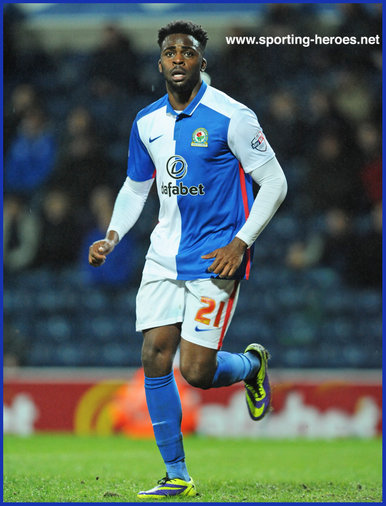Hope AKPAN - Blackburn Rovers - League Appearances