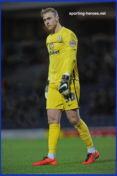 82915830c15 Jason STEELE - League Appearances - Blackburn Rovers FC