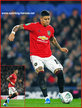 Marcos ROJO - Manchester United - Premier League Appearances