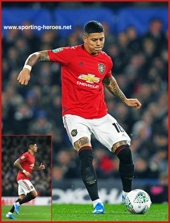 Marcos ROJO - Premier League Appearances - Manchester United FC