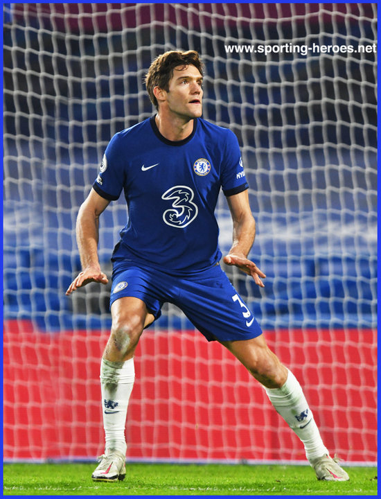 timeless design 1c4ee 073a0 Marcos ALONSO - Premier League Appearances - Chelsea FC