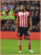Nathan REDMOND - Southampton FC - 2016/17 UEFA Europe League.