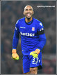 Lee GRANT - Stoke City FC - Premier League Appearances