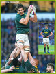 Eben ETZEBETH - South Africa - International rugby union caps 2016-