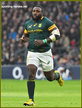 Tendai MTAWARIRA - South Africa - International rugby caps 2015-