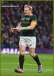 Adriaan STRAUSS - South Africa - International rugby caps 2013 - 2016