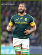 Nizaam CARR - South Africa - International rugby caps for S.A.
