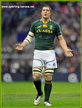 Francois LOUW - South Africa - International rugby caps for S.A. 2010-2014