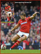 Leigh HALFPENNY - Wales - International Rugby Caps 2014 - 2019.