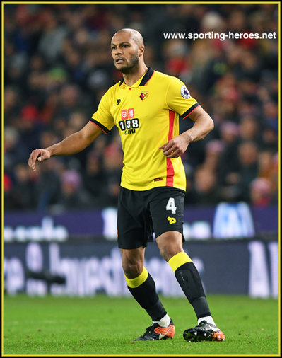 Younes Kaboul - Watford FC - Premier League Appearances