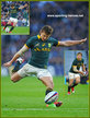 Patrick LAMBIE - South Africa - International rugby union caps 2013-2014.