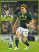 Patrick LAMBIE - South Africa - International rugby union caps 2010-2012
