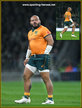 Tolu LATU - Australia - International rugby matches.